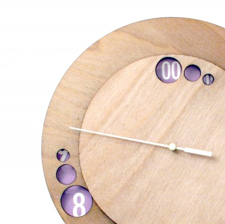 3square and phases clocks