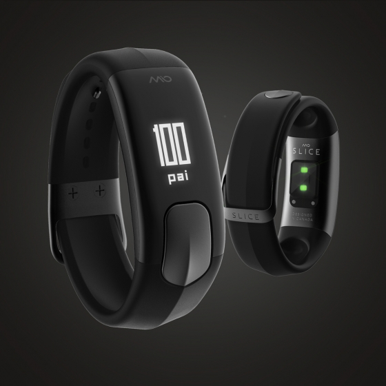 Slice Activity Wearable for MIO Global
